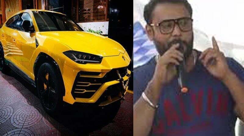 darshan-new-car