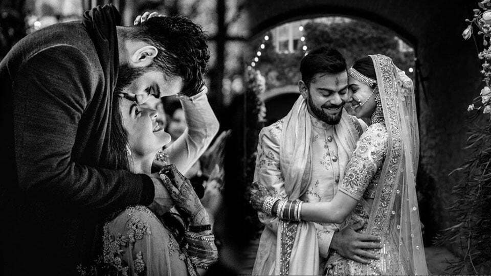 'Feel like it happened just yesterday' Virat Kohli and Anushka Sharma wish each other happy 2nd wedding anniversary